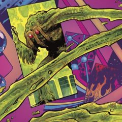 EXCLUSIVE Preview: MAN-THING #4