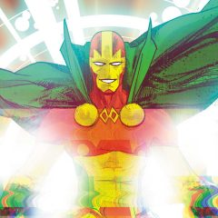 MISTER MIRACLE Returns to DC