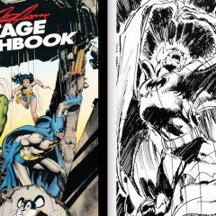 INSIDE LOOK: NEAL ADAMS' Ultra-Rare Sketches