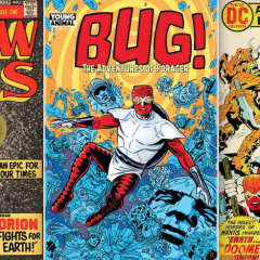 MIKE ALLRED Ranks JACK KIRBY'S NEW GODS Covers