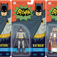 FUNKO's Official BATMAN '66 Wave 1 Announcement
