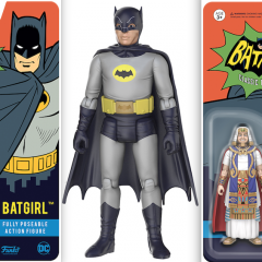 EXCLUSIVE: Funko's BATMAN '66 Wave 1 Figures Coming in JUNE