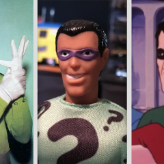 13 QUICK THOUGHTS: Why the RIDDLER Was the Perfect Childhood Villain