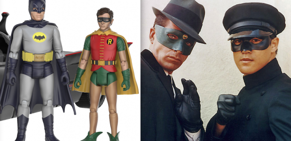 EXCLUSIVE: Green Hornet Could Be Coming to Funko's BATMAN '66 Line