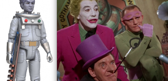 FUNKO Drops Major Hints on What's Next in BATMAN '66 Line