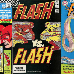 13 COVERS: A CARMINE INFANTINO FLASH Celebration