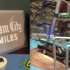 EXCLUSIVE: Official Batman '66 GOTHAM CITY 14 MILES Signs Coming