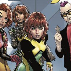 EXCLUSIVE Preview: JEAN GREY #2