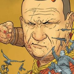 THE GEOF DARROW INTERVIEWS: The Riotous Return of SHAOLIN COWBOY