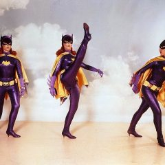 FOREVER BATGIRL: The Yvonne Craig Birthday Salute