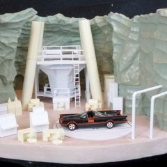 How Factory Entertainment Built the Ultimate 1966 BATCAVE
