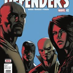 EXCLUSIVE Preview: THE DEFENDERS #2