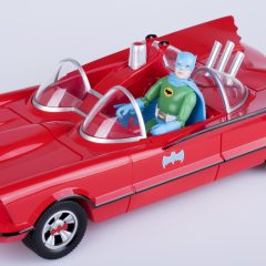 The Inside Scoop on Funko's RED BATMOBILE
