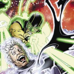 EXCLUSIVE Preview: GREEN LANTERNS #25