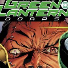 EXCLUSIVE Preview: HAL JORDAN & THE GREEN LANTERN CORPS #23