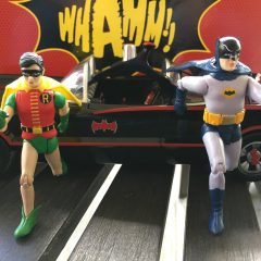FUNKO BATMOBILE REVIEW: The Great, the Good and the Quibbles