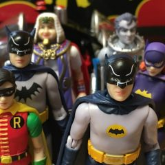 FUNKO BATMAN '66 WAVE 1: The Great, the Good and the Quibbles