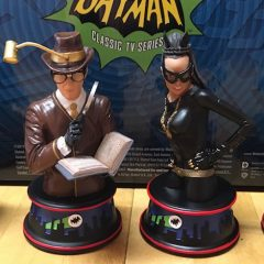 REVIEW: Diamond's EARTHA KITT CATWOMAN & BOOKWORM