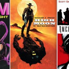 HIGH MOON RISING: 13 Must-Read Horror Comics Creators