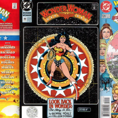 13 WONDER-FUL COVERS: A GEORGE PEREZ Birthday Celebration