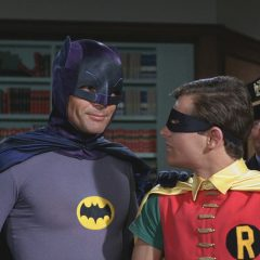 A Father's Day Tribute to ADAM WEST: The Bat-Dad of a Generation