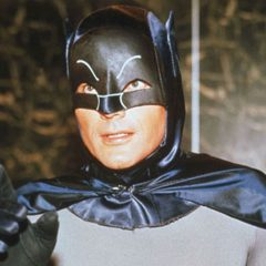 THE BATCAVE PODCAST: A Tribute to ADAM WEST