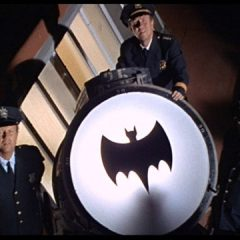 LOS ANGELES to Light the Batsignal for ADAM WEST