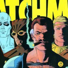 HURM — Damon Lindelof in Talks to Develop WATCHMEN for HBO