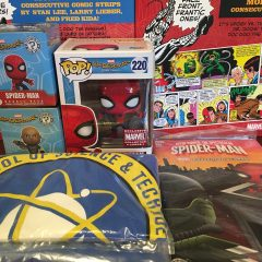 REVIEW: A Fun Batch of SPIDER-MAN: HOMECOMING Swag