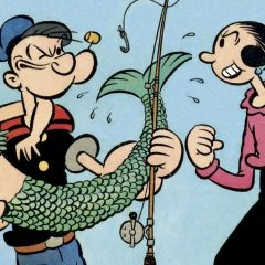 EXCLUSIVE Preview: POPEYE CLASSIC COMICS #60