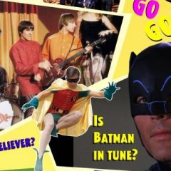 How a BATMAN '66/MONKEES Crossover Could Play Out