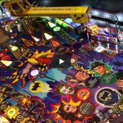 HOLY PINBALL! Nightclub Channels Groovy Vibe With BATMAN '66 Celebration
