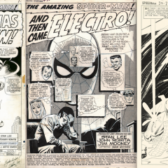 Inside the Greatest SPIDER-MAN Art Exhibit You'll Ever See