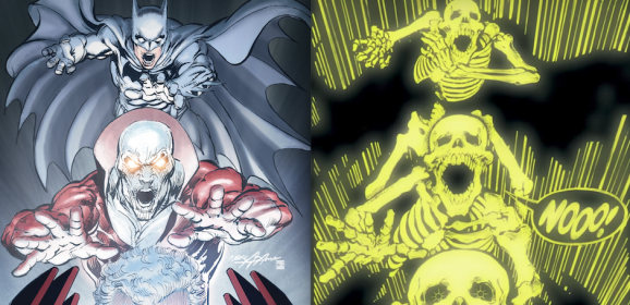 The Scoop on Why NEAL ADAMS' DEADMAN #1 is Coming in November