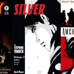SILVER's Stephan Franck Picks 13 GREAT VAMPIRE COMICS
