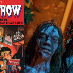 CREEPSHOW: A Love Letter to GEORGE A. ROMERO's Love Letter to Comics