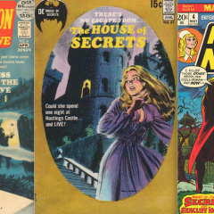 13 COVERS: The Gloriously Shadowy World of Gothic Romance