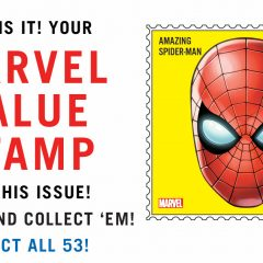 FAR OUT! MARVEL Brings Back Value Stamps
