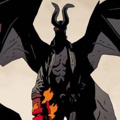 VIDEO Special: MIGNOLA Talks HELLBOY IN HELL End, Painting and Creativity