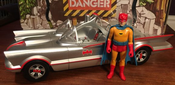 SURPRISE! Funko Releases INSANE New Batman & Batmobile Set