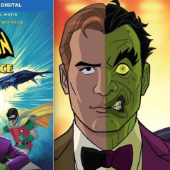BATMAN VS. TWO-FACE Gets Possible Release Date