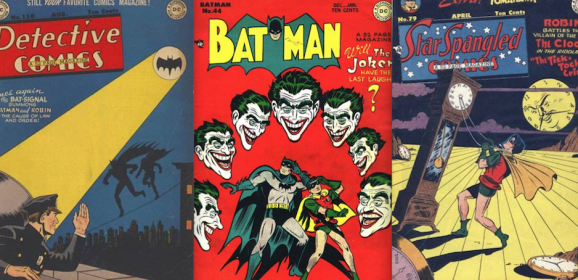 13 of the Most Underrated BATMAN & ROBIN Covers Ever