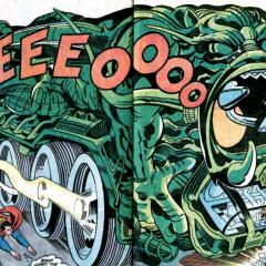 RRREEEOOOO! Cliff Galbraith on Kirby's Masterful Monster Machinery