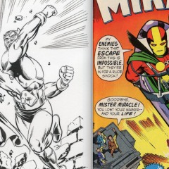 JERRY ORDWAY: The 'Miracle' of KIRBY's Virtuosity