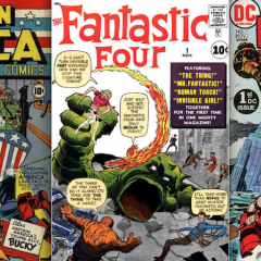 100 COVERS: A JACK KIRBY Centennial Celebration
