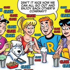 EXCLUSIVE Preview: WORLD OF ARCHIE JUMBO COMICS DIGEST #71