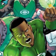 EXCLUSIVE Preview: HAL JORDAN & THE GREEN LANTERN CORPS #29