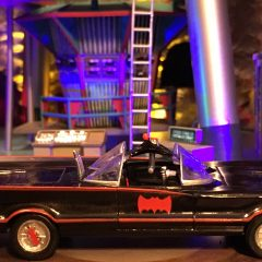 EXCLUSIVE INSIDE LOOK: Factory's Final 1966 BATCAVE Model