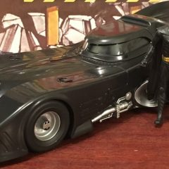 NJ Croce's 1989 BATMOBILE Puts Muscle on Your Shelf