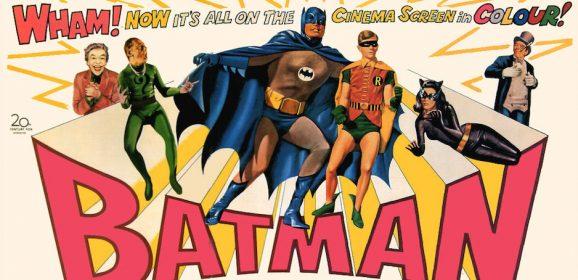 FREE 1966 BATMAN Movie Screening in New York